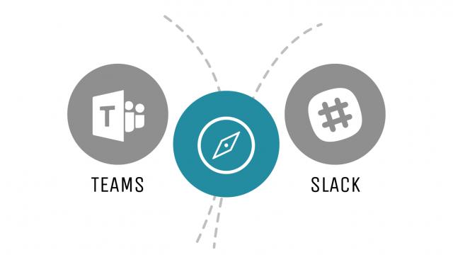 Worauf es beim Vergleich zwischen Slack und Microsoft Teams wirklich ankommt