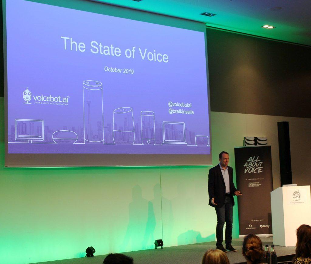 Status von Voice-Technologien