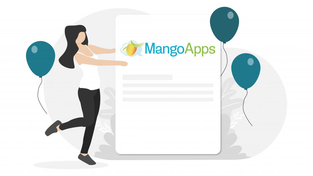 Kronsteg ist zertifizierter MangoApps Partner für vielseitige Social Intranets