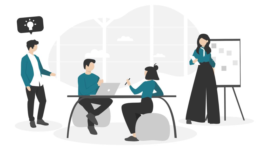 6 Rollen für ein erfolgreiches Intranet-Projektteam