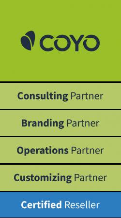 Zertifikation Coyo Partner