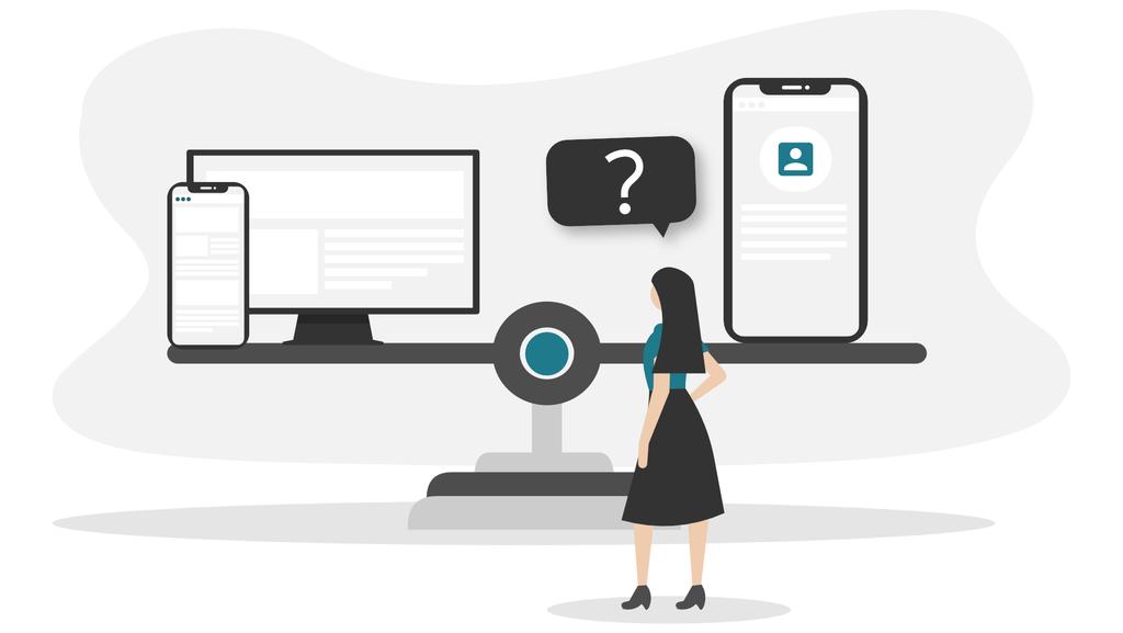 Native App oder Responsive Design: Die Vor- und Nachteile