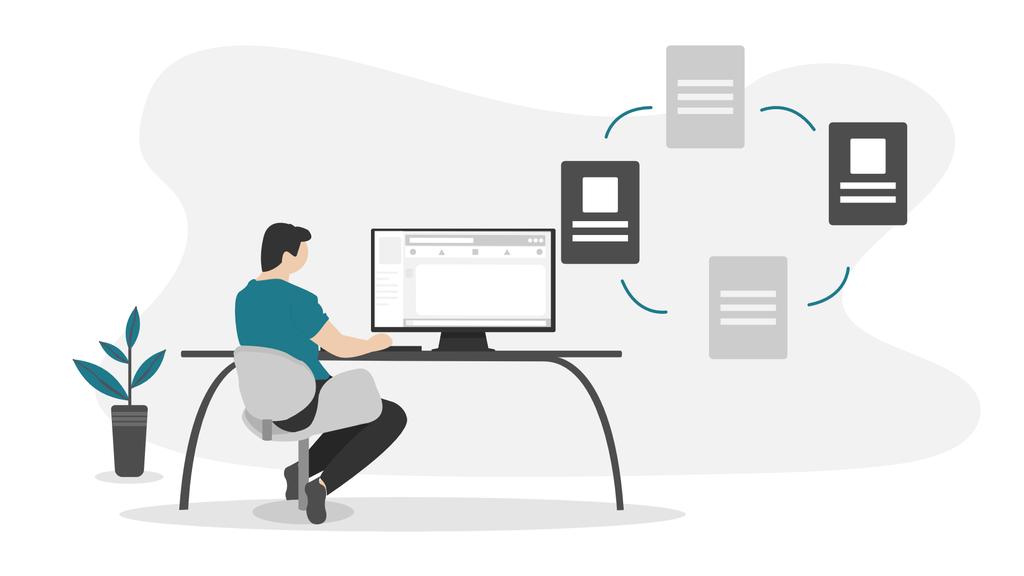 Intranet Personalabteilung Digitalisierung von Prozessen
