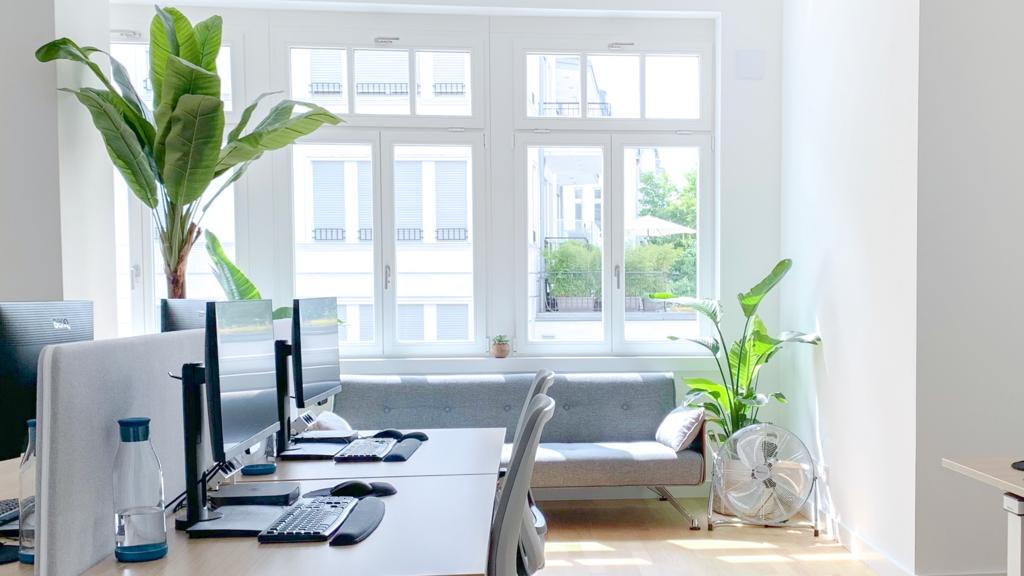 Wachstum braucht Platz: Neues Kronsteg Office